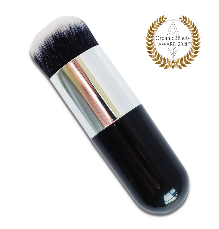 Vegan Multi-Purpose Foundation Brush | MG Naturals