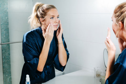 Reasons your skin may be acting up: Stress