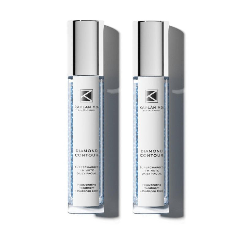 DIAMOND CONTOUR SUPERCHARGED 1 MINUTE DAILY FACIAL DUO