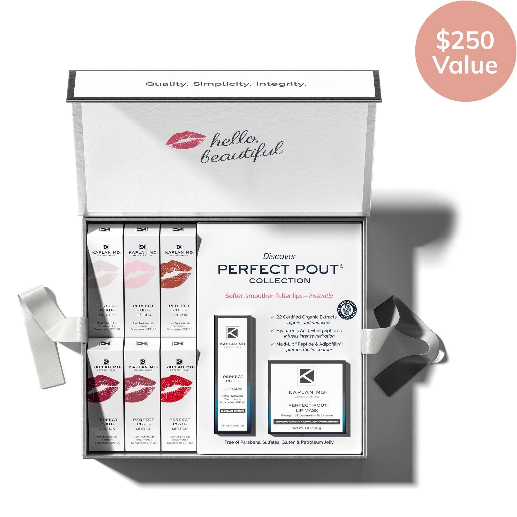 PERFECT POUT COLLECTION VAULT