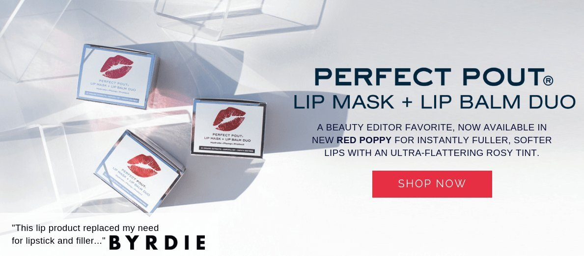 Lipstick That <br>Loves You Back.