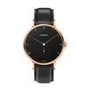 the automatic A6 - black strap