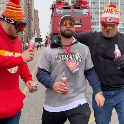 Chiefs Celebrate Super Bowl in Style!