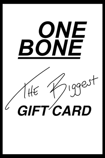 Gift Card - One Bone (4344603967530)