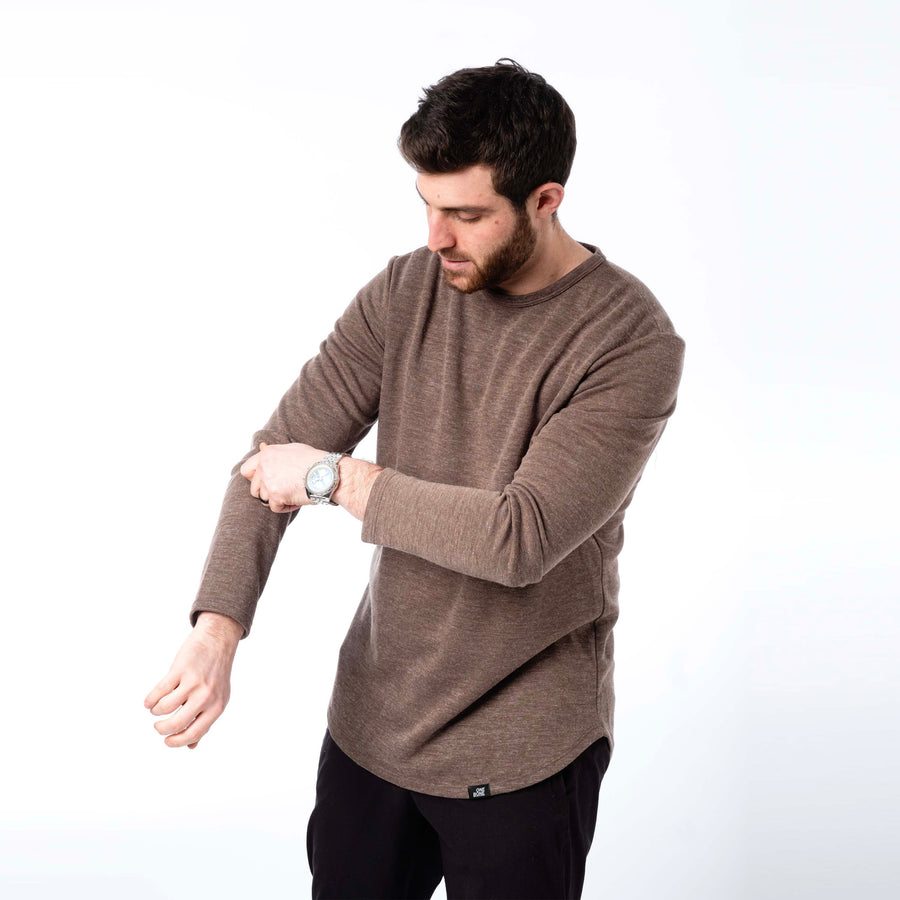 Tristan Sweater - Brushed Long-Sleeve (4639166890026)
