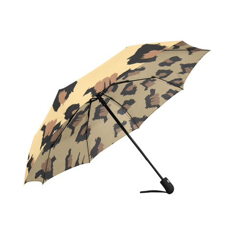 Leopard Shaka Umbrella - The Shaka Company