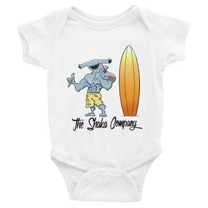 "'HAMMERHEAD SHAKA"" Infant Bodysuit"