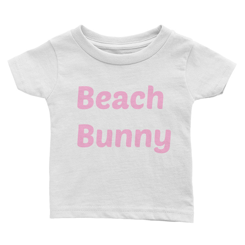 BEACH BUNNY Baby T-Shirt - The Shaka Company