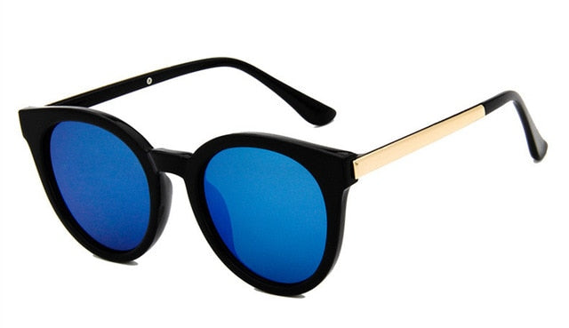 ROUND CAT EYE SUNGLASSES - The Shaka Company