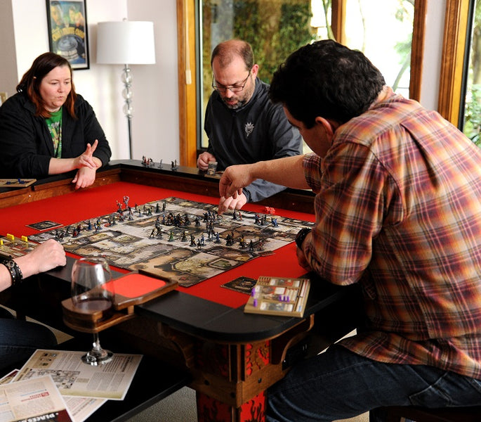 gaming tables for