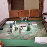 Dungeon Master Screen - Elite Series and Game of Thrones table compatible