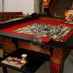Table of Ultimate Gaming 3.5x5 ELITE Series - Standard Table Height-Table of Ultimate Gaming