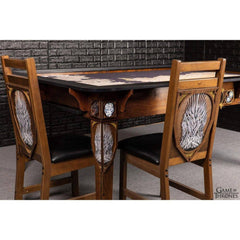 Game of Thrones - Chair Decoration - Set of 2-Table of Ultimate Gaming