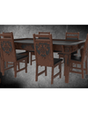 Medieval Castle & Knights Decoration 2 Pack for Chairs - Elite Series Table of Ultimate Gaming