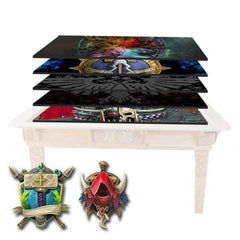 Warhammer Special Edition - Digitally Printed Play Mats-Table of Ultimate Gaming