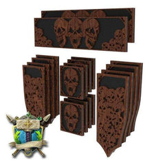Piles of Skulls Decoration - Elite Series-Table of Ultimate Gaming