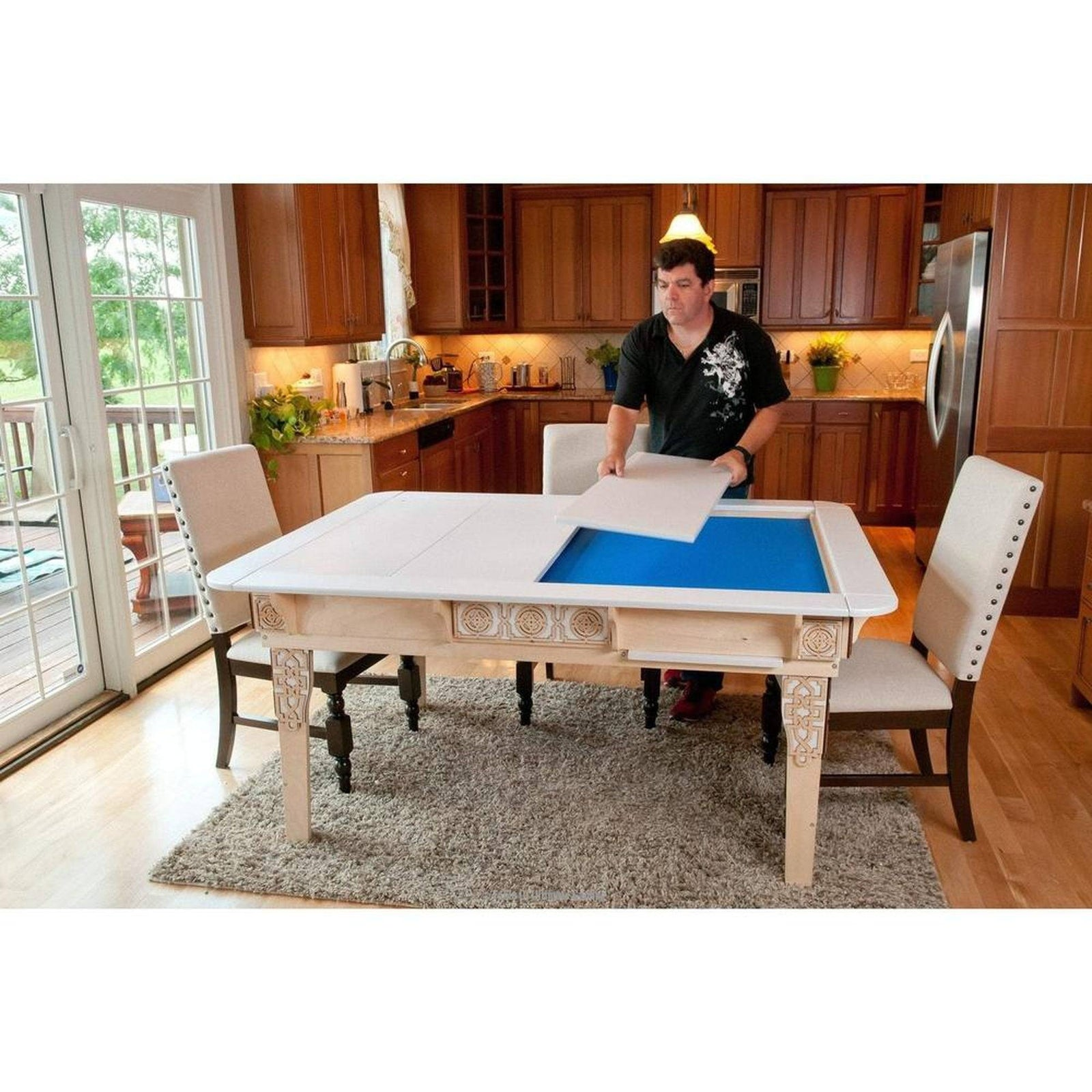 4.4 Table Top Covers/Pull Out Desks - fits Elite Series and Warhammer Special Edition - Table of Ultimate Gaming