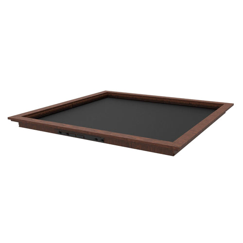 GameChanger Series -- Toppers Table of Ultimate Gaming 4.4 Walnut/Walnut Topper