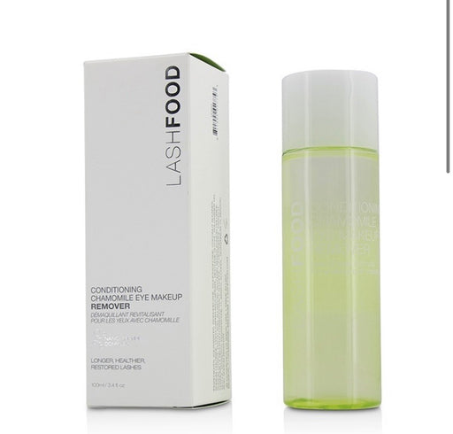 Lashfood eye make up remover