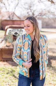 NACOGDOCHES BOMBER JACKET