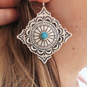 HAROLD JOE CONCHO EARRINGS