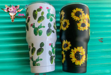 SUNFLOWER 🌻 TRAVEL MUG