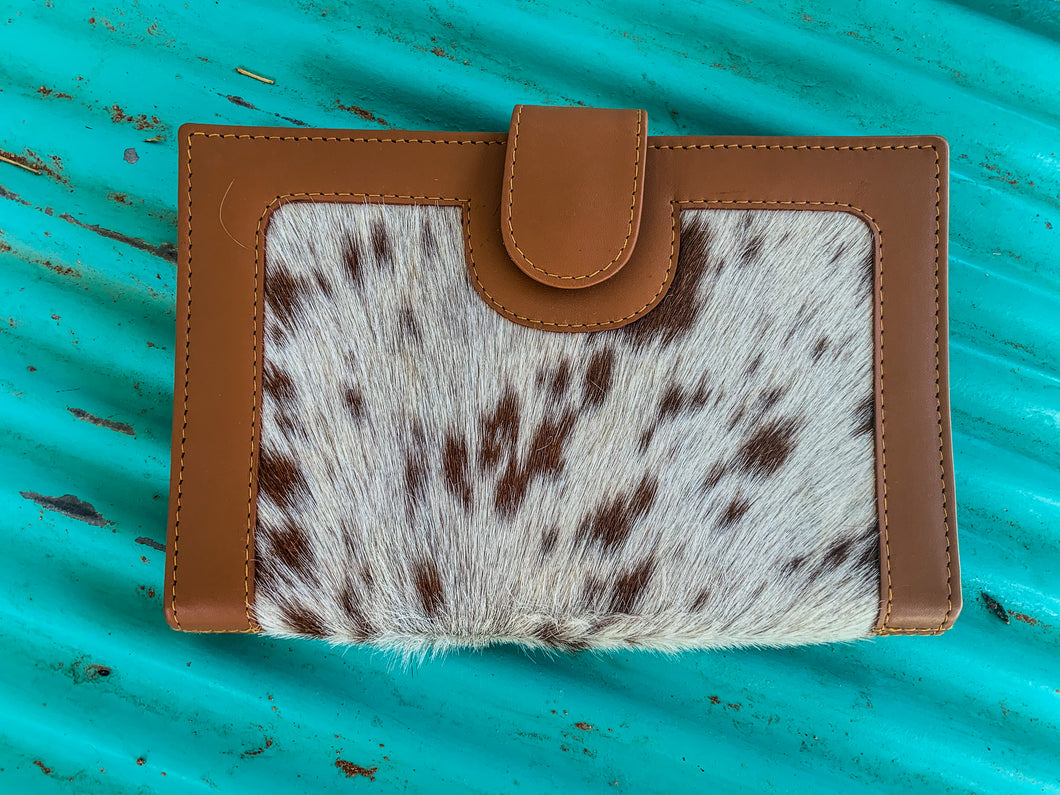 COWHIDE WALLET (2)