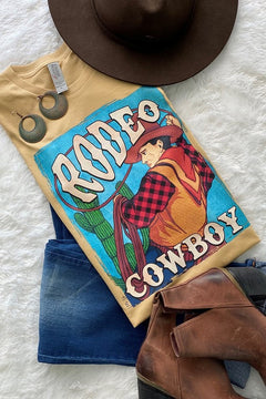 RODEO COWBOY TEE
