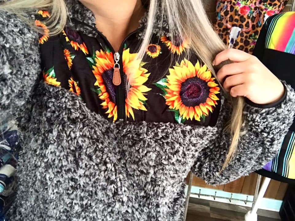 SUNFLOWER SHERPA