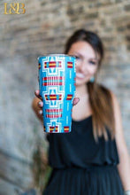 JADE AZTEC TRAVEL MUG