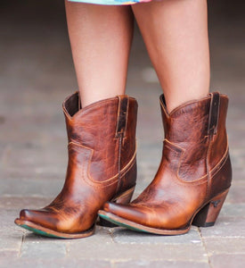 LANE BOOTS - JULIA SHORTIE