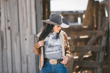 RODEO LIKE ITS 1955 GRAPHIC TEE