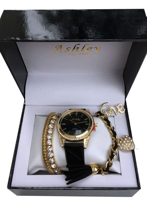 Watch & Bracelet Set-10
