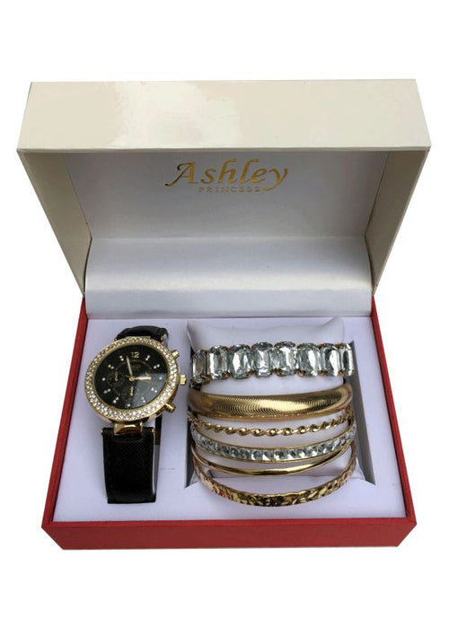 Watch & Bracelet Set-01