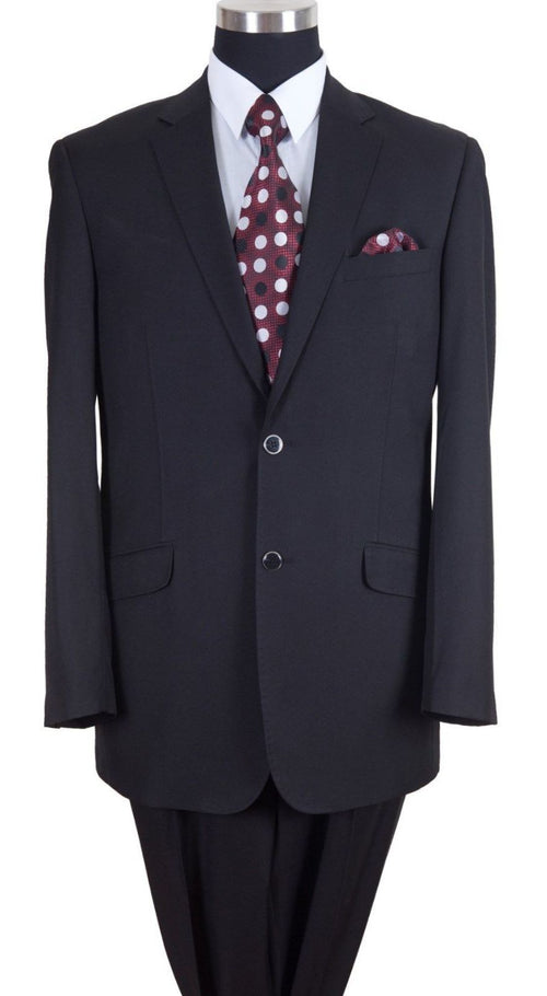 Men Suit 57026-Black