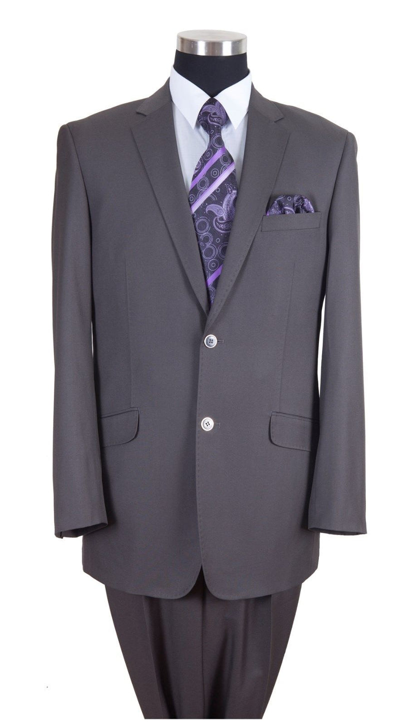 Men Suit 57026-Grey