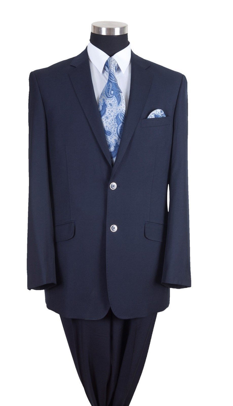 Men Suit 57026-Navy
