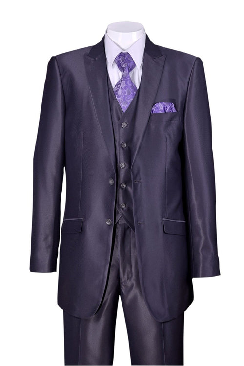 Men Suit 5202V2-Grey