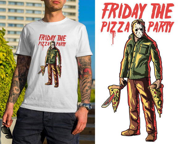 Friday the Pizza Party