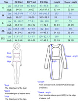 KK Women's Casual Long Sleeve Criss Cross Neck Sides Split Straight Dress