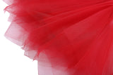 HOT Retro Womens Teens Petticoat Underskirt Crinoline Fancy Tutu Skirt Cocktail