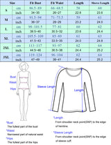 Kate Kasin Women's See-Through Mesh Tops Long Raglan Sleeve Scoop Neck Stars Pattern