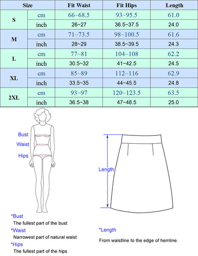 Kate Kasin Womens Solid Color Slim Belt Bodycon Pencil Dress Knee Length Skirt