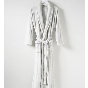Dressing Gown Velour Spot