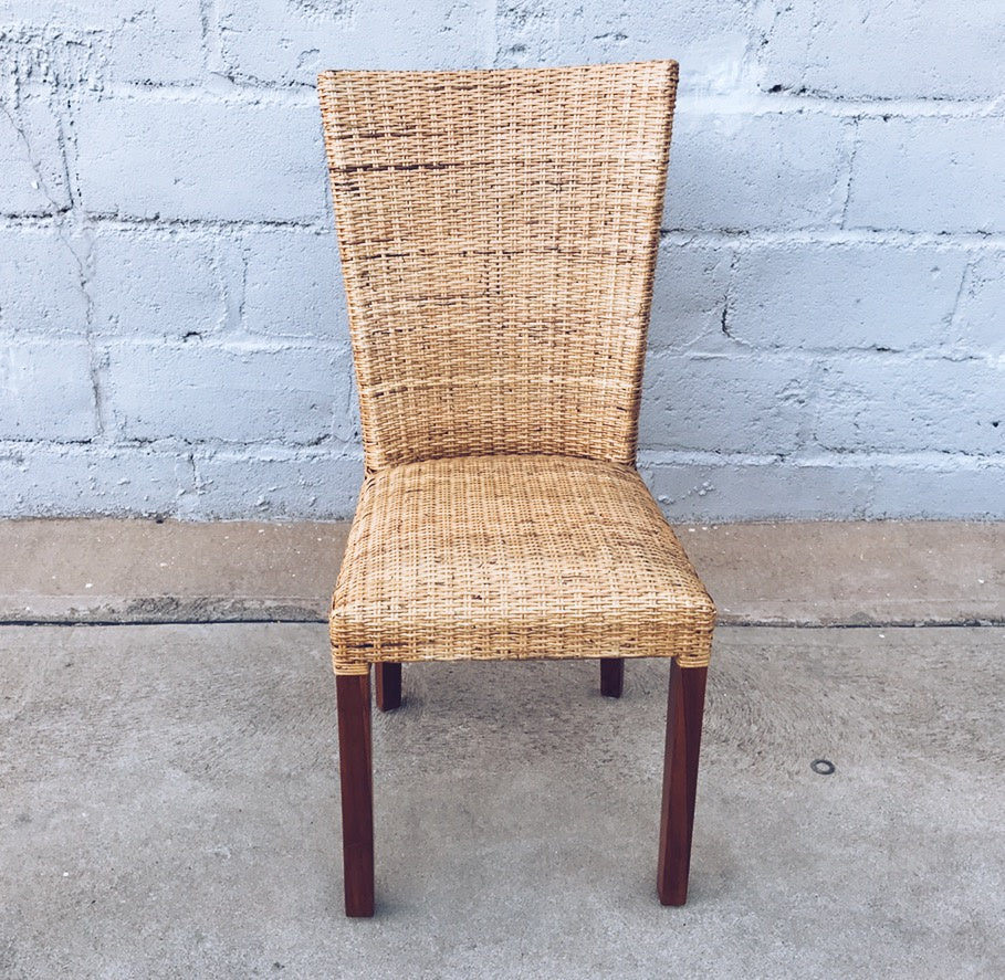 Dining Chair Indah Rattan