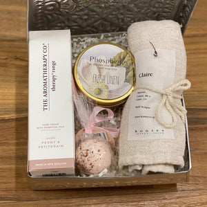 Gift Hamper Pamper