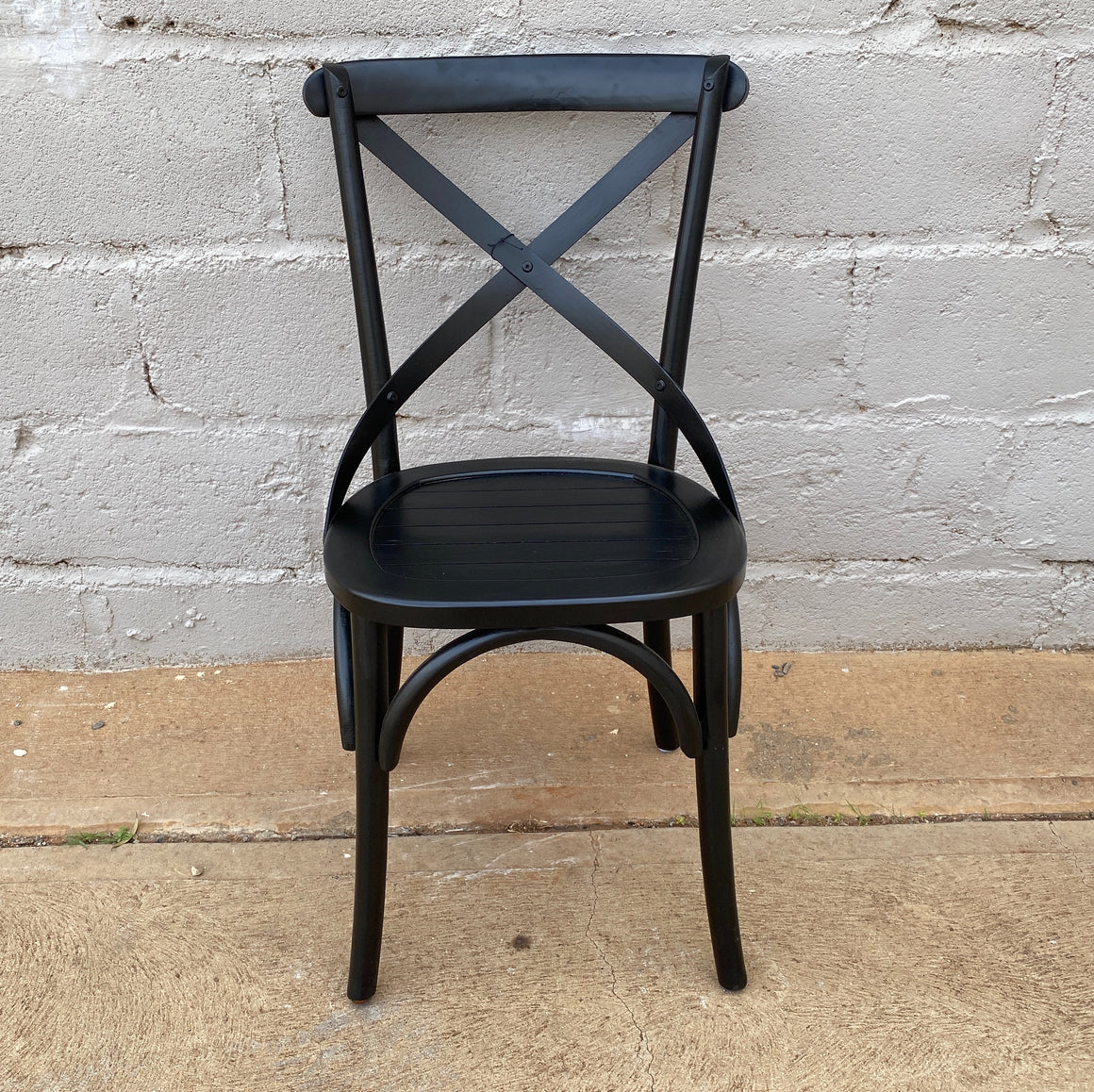 Dining Chair French Black