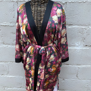 Robe Silk/Cotton