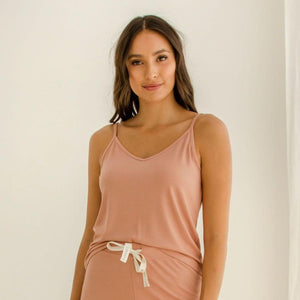 Bamboo Cami Harriet Coral