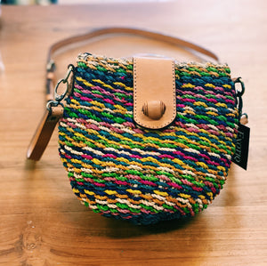 Handbag Twist Woven Medium